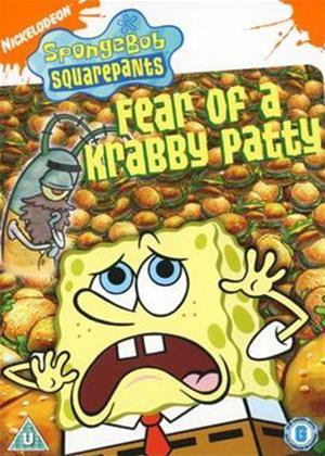 Rent Spongebob: Fear of Krabby Patty Online DVD Rental