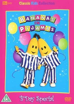 Rent Bananas in Pyjamas: Birthday Online DVD Rental