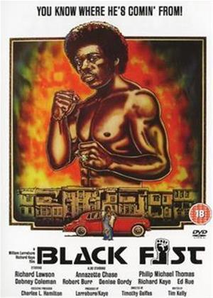 Rent Black Fist Online DVD Rental