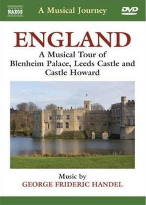 Rent Naxos Musical Journey: England Online DVD Rental