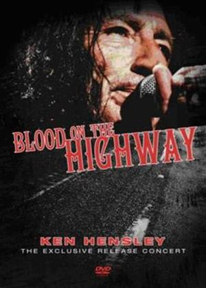 Rent Ken Hensley: Blood on the Highway Online DVD Rental