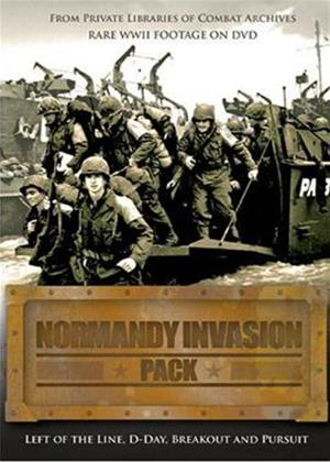 Rent Normandy Invasion Pack Online DVD Rental