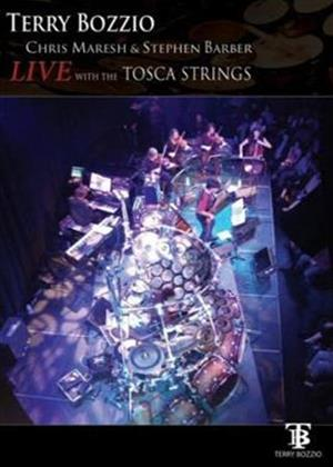 Rent Terry Bozzio: Live with the Toca Strings Online DVD Rental