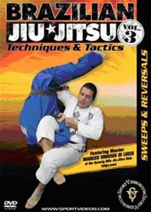 Rent Brazilian Jiu Jitsu Techniques and Tactics 3: Sweeps and Reversals Online DVD Rental