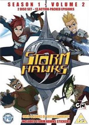 Rent Storm Hawks: Series 1: Vol.2 Online DVD & Blu-ray Rental