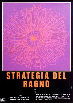 Rent The Spider's Stratagem (aka Strategia del Ragno) Online DVD Rental