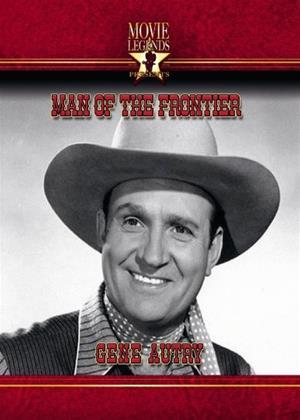 Rent Man of the Frontier Online DVD & Blu-ray Rental