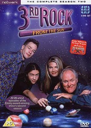 Rent Third Rock from the Sun: Series 2 Online DVD Rental