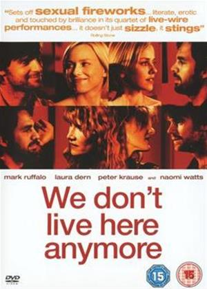 Rent We Don't Live Here Anymore Online DVD & Blu-ray Rental