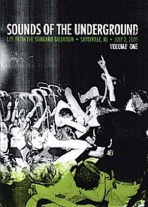 Rent Sound of the Underground: Live from the Starland Ballroom Online DVD Rental
