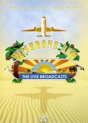 Rent Wishbone Ash: Collector's Rarities: The Live Broadcasts Online DVD Rental