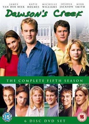 Rent Dawson's Creek: Series 5 Online DVD Rental