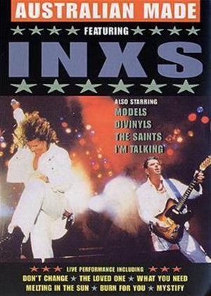 Rent INXS: Australian Made Online DVD Rental