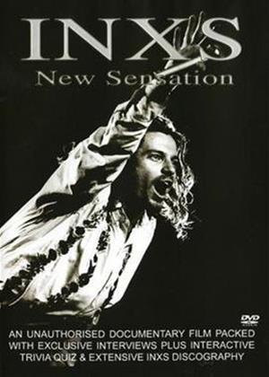 Rent INXS: New Sensation Online DVD Rental