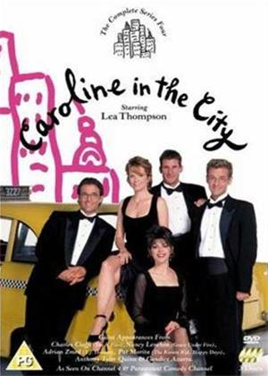 Rent Caroline in the City: Series 4 Online DVD Rental