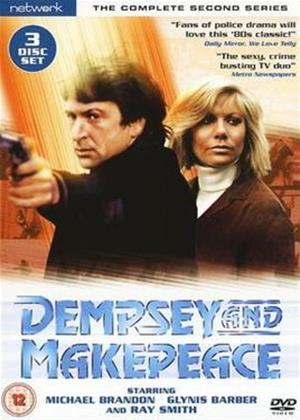 Rent Dempsey and Makepeace: Series 2 Online DVD Rental