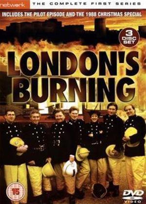 Rent London's Burning: Series 1 Online DVD Rental