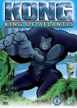 Rent Kong: King of Atlantis Online DVD Rental