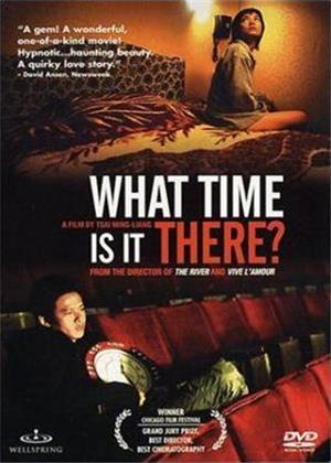 Rent What Time Is It There? (aka Ni na bian ji dian) Online DVD Rental