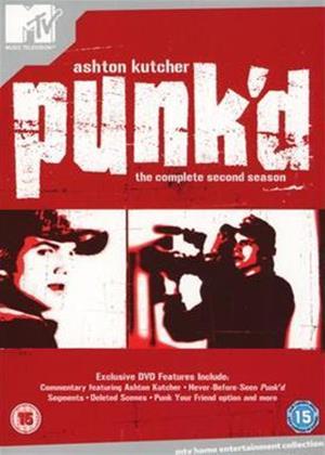 Rent Punk'd: Series 2 Online DVD Rental