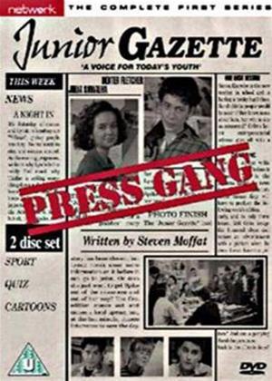 Rent Press Gang: Series 1 Online DVD Rental