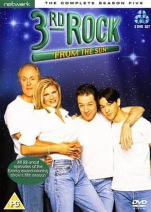 Rent Third Rock from the Sun: Series 5 Online DVD Rental