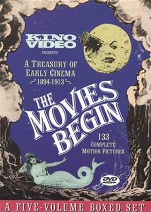 Rent The Movies Begin: A Treasury of Early Cinema 1894-1913 Online DVD Rental