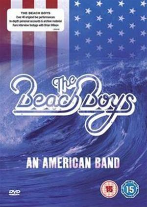 Rent The Beach Boys: An American Band Online DVD Rental