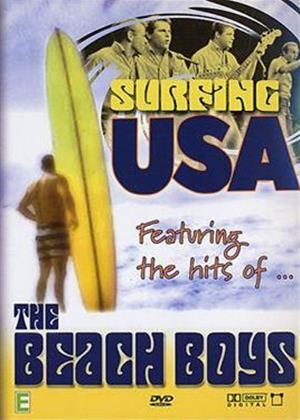 Rent Surfing Usa Featuring the Beach Boys Online DVD Rental