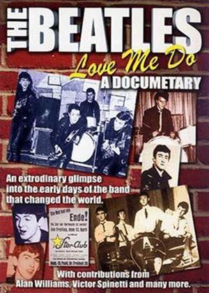 Rent The Beatles: Love Me Do Online DVD Rental