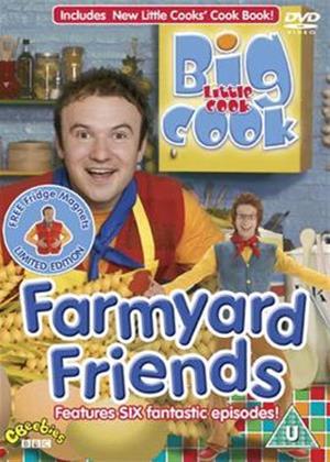 Rent Big Cook, Little Cook: Farmyard Friends Online DVD Rental