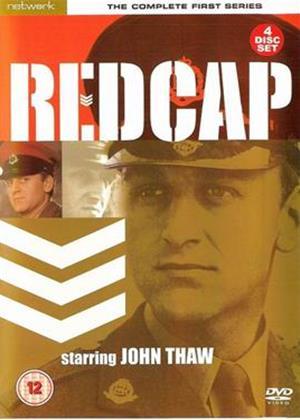 Rent Redcap: Series 1 Online DVD Rental