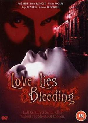 Rent Love Lies Bleeding Online DVD Rental