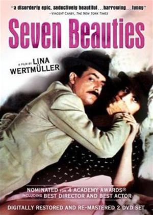 Rent Seven Beauties (aka Pasqualino Settebellezze) Online DVD Rental