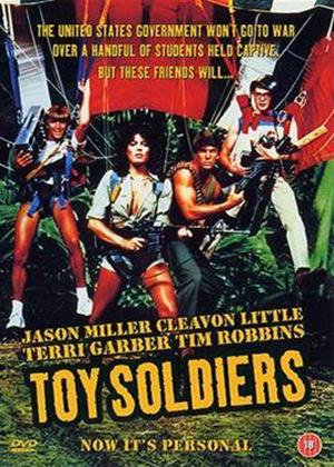 Rent Toy Soldiers Online DVD Rental