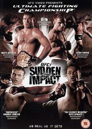 Rent Ultimate Fighting Championship 42: Sudden Impact Online DVD Rental
