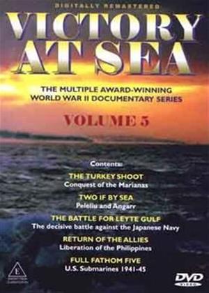 Rent Victory at Sea: Vol.5 Online DVD Rental