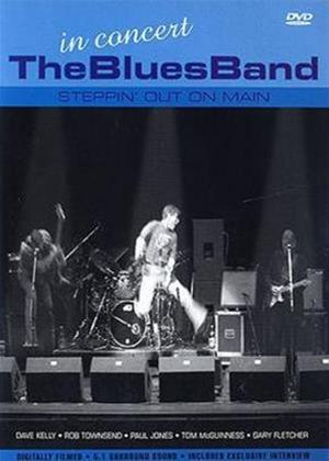 Rent The Blues Band: Steppin' Out on Main Online DVD Rental
