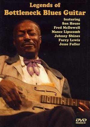 Rent Legends of Bottleneck Blues Guitar Online DVD Rental