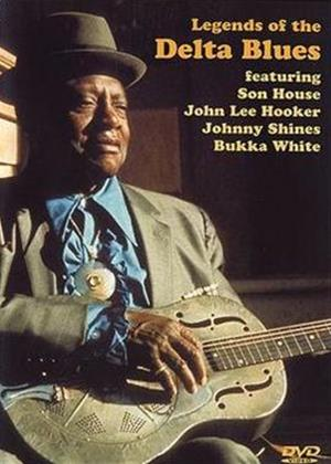 Rent Legends of the Delta Blues Guitar Online DVD Rental