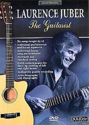 Rent Laurence Juber: The Guitarist Online DVD Rental