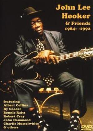 Rent John Lee Hooker and Friends: 1984-1992 Online DVD Rental