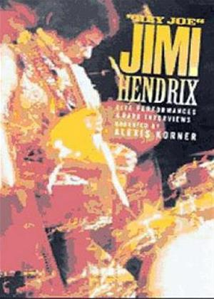 Rent Jimi Hendrix: Hey Joe Online DVD Rental