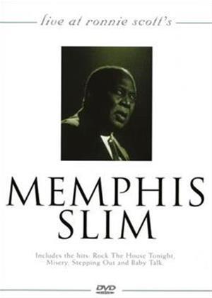 Rent Memphis Slim: Live at Ronnie Scott's Online DVD Rental