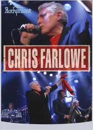 Rent Chris Farlowe: Live at Rockpalast Online DVD Rental