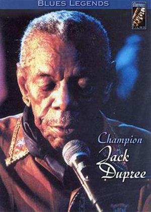 Rent Champion Jack Dupree Online DVD Rental
