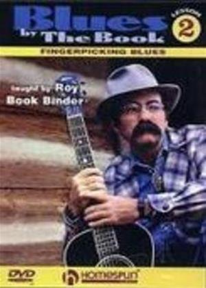 Rent Blues by the Book Lesson 2: Fingerpicking Blues Online DVD Rental