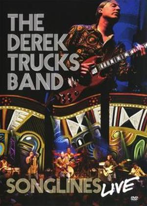 Rent The Derek Trucks Band: Songlines Live Online DVD Rental
