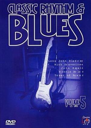 Rent Classic Rhythm and Blues: Vol.5 Online DVD Rental