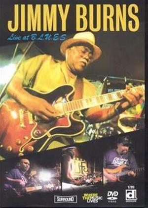 Rent Jimmy Burns: Live at B.L.U.E.S. Online DVD Rental